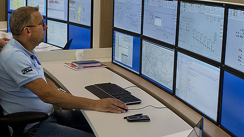 Reliable monitors for control rooms and control centers